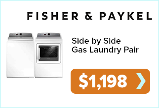 fisher paykel closeout