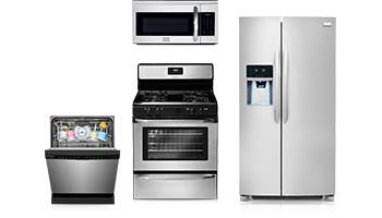 Save up to $150 on select Frigidaire kitchen package