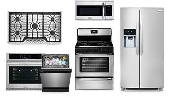 Save up to $350 on select Frigidaire kitchen package