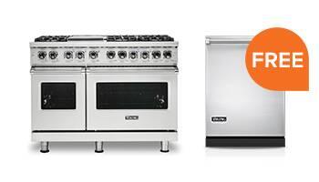 Free Viking Dishwasher with Range Purchase