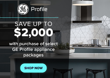 Get $2,000 Off Select GE Profile packages
