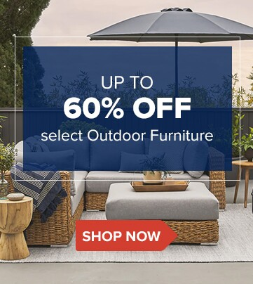 Up to 60% Off Outdoor Furniture