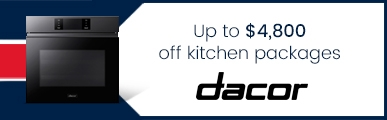 Dacor - Up to $4,800 Instant Savings