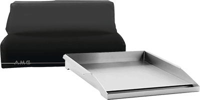 Summerset Grill Cover and Griddle