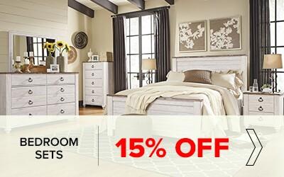 Bed Room Sets 15% Off