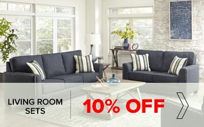 Living Room Sets 10% Off
