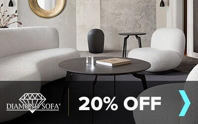 Diamond Sofa - Get Up To 20% Off