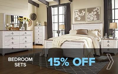 15% Off Bedroom Sets