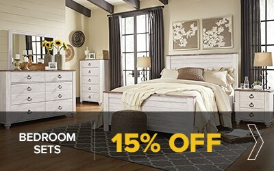 15% Off Living Room Sets