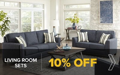 10% Off Living Room Sets