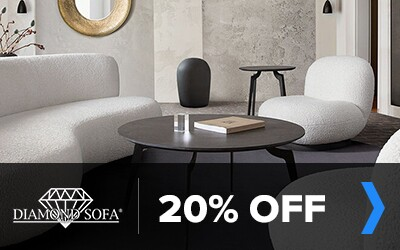 10% Off Diamond Sofa