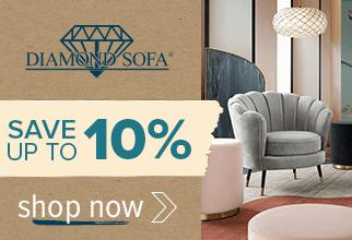 Save up to 10% on Diamond Sofa