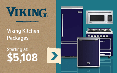 Viking Kitchen Packages Starting at $5,108