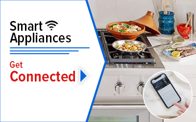Upgrade your home with Smart Appliances