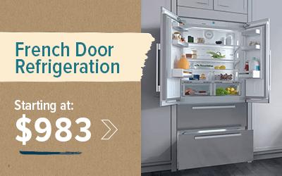 Shop French Door Refrigerators Starting at $983