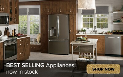 Best Seller Appliances Now In Stock