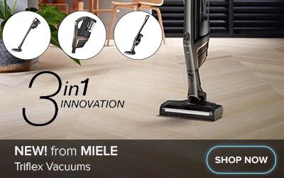 new miele vacuums