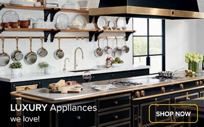luxury appliances we love