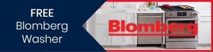 Blomberg 2x Rewards + Free Dishwasher