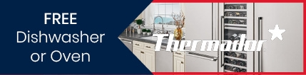 Thermador 2x Rewards + Free Dishwasher or Oven