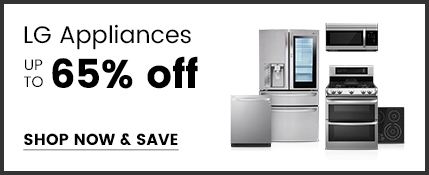 LG Appliance Deals