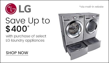LG Laundry