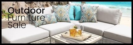 Up to 10% Off Outdoor Furniture Sale