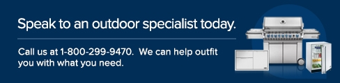 Speak to an Outdoor Specialist Today