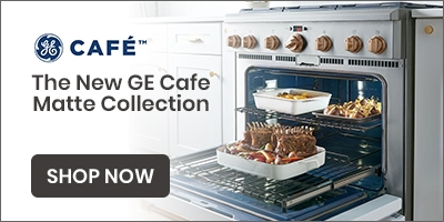 GE Cafe Matte Collection Appliances