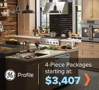 GE Profile 4-Piece Packages starting at $3,407