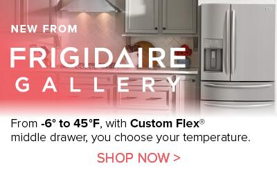 Frigidaire Gallery Series 36 Inch Freestanding Counter Depth French Door Refrigerator