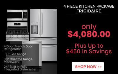 Frigidaire Gallery Series 36 Inch Freestanding Counter Depth French Door Refrigerator