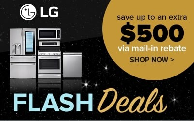 LG Flash Deal - Save p to an Extra $500