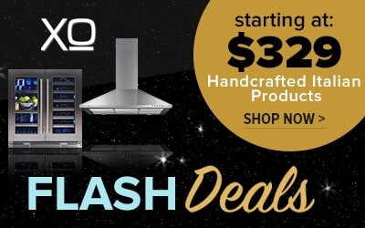 XO Flash Deal - handcrafted Italian Products Starting at $329