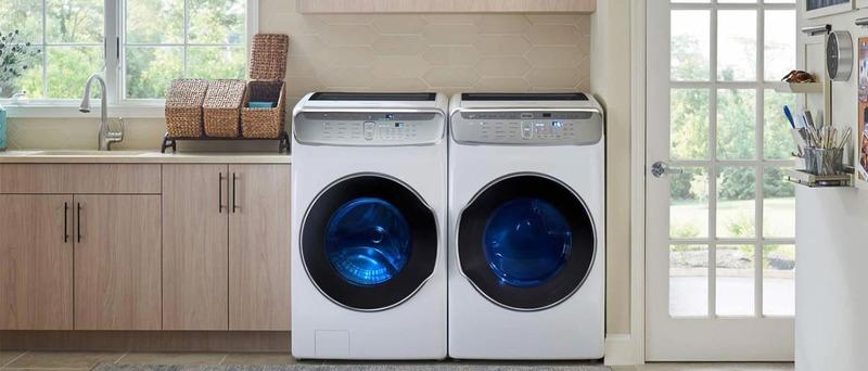 Samsung Smart Laundry Pair