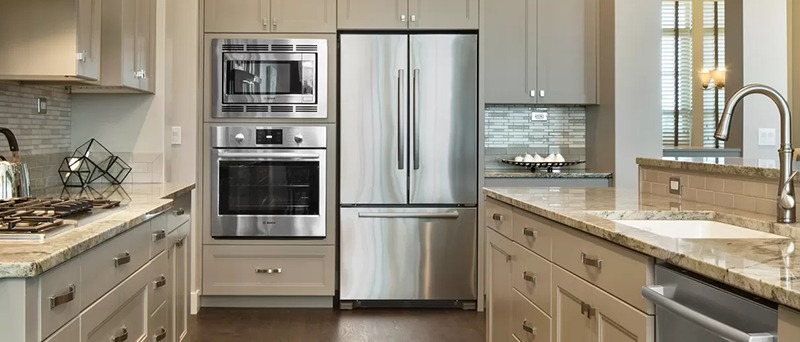 Bosch French Door Refrigerator