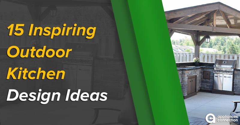 15 Inspiring Outdoor Kitchen Design Ideas