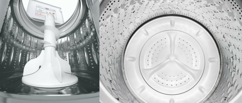 Top Load Washers Agitator Or No Agitator Appliances Connection
