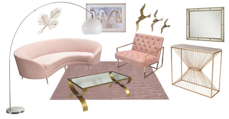 9 Steps for Colorful Art Moderne Living Rooms