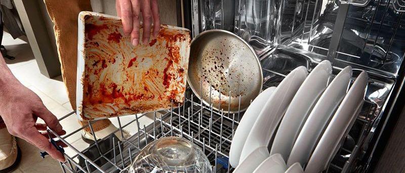Dirty Dinnerware
