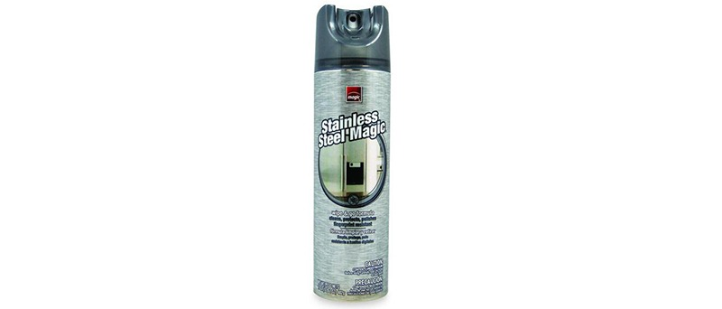 Stainless Steel Cleaner Cannister