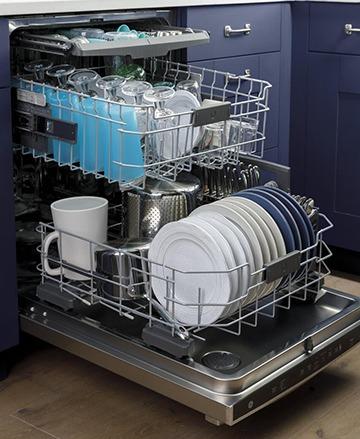Dishwasher Time Savings