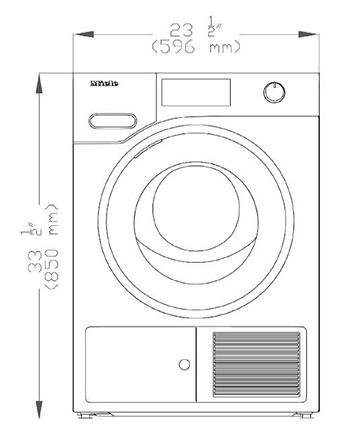 Dryer Measurements