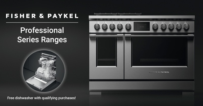 Introducing the New Fisher & Paykel Professional Series Ranges
