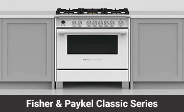 Fisher & Paykel Classic Series Range