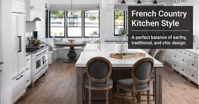 6 Best Appliance Brands for a French Country Style Kitchen