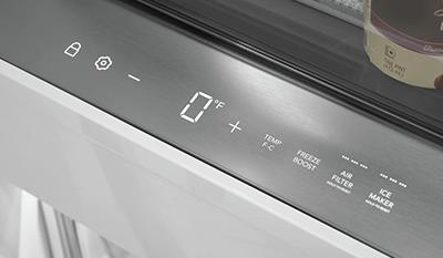 Elegant Digital Temperature Controls