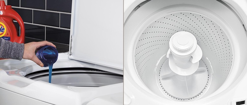 Top-Load Washer Configurations