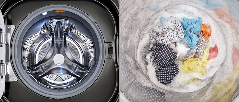 Front-Load and Top-Load Washer Performance