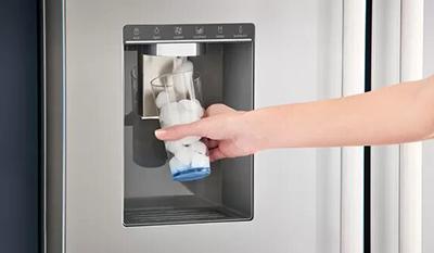 Bosch Refrigerator Ice Dispenser